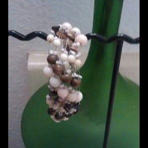 Multi strand twisted bracelet